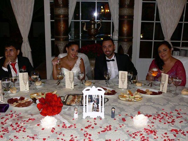 La boda de Juanjo y Alba en Espartinas, Sevilla 7