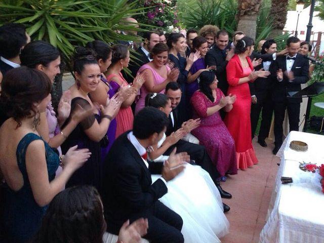 La boda de Juanjo y Alba en Espartinas, Sevilla 1