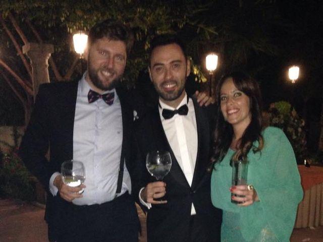 La boda de Juanjo y Alba en Espartinas, Sevilla 9