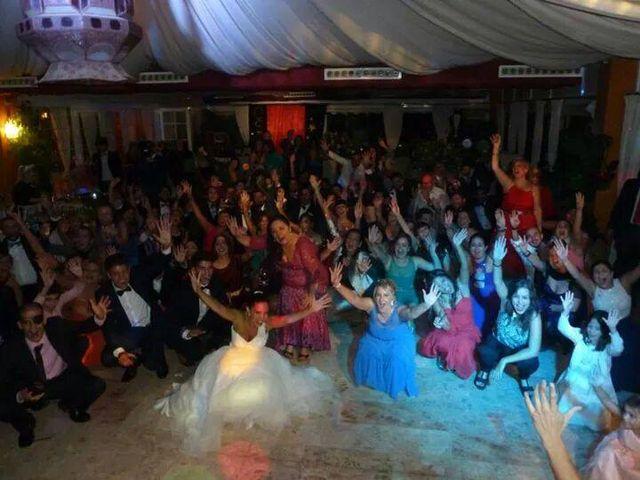 La boda de Juanjo y Alba en Espartinas, Sevilla 10