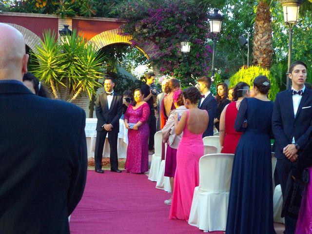 La boda de Juanjo y Alba en Espartinas, Sevilla 12
