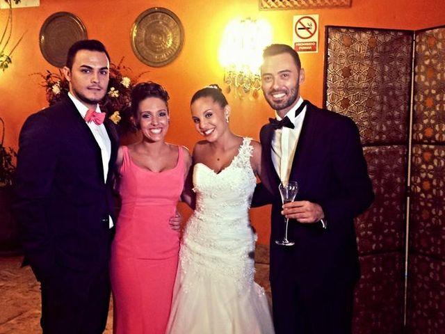 La boda de Juanjo y Alba en Espartinas, Sevilla 14