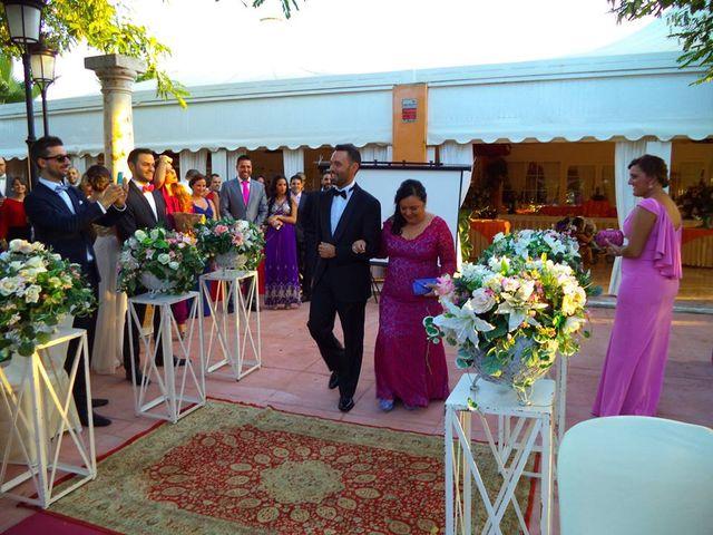 La boda de Juanjo y Alba en Espartinas, Sevilla 16