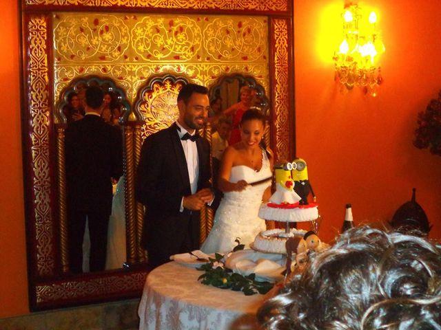 La boda de Juanjo y Alba en Espartinas, Sevilla 19