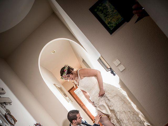 La boda de Marc y Iris en Bellvis, Lleida 24