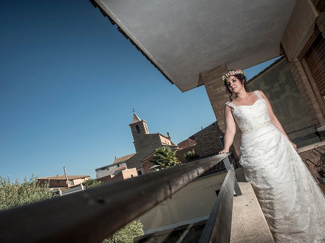 La boda de Marc y Iris en Bellvis, Lleida 25