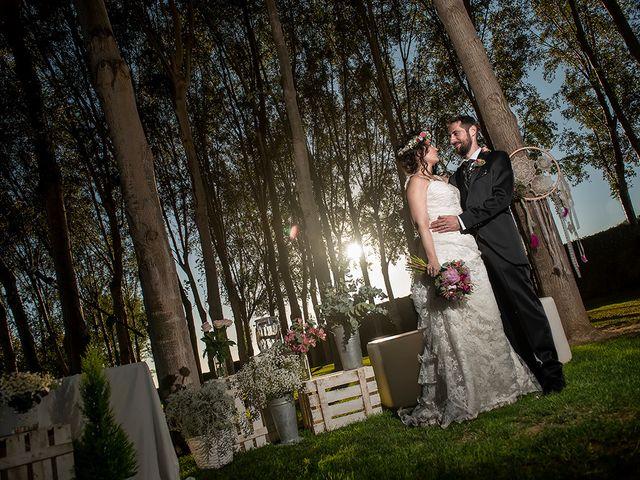 La boda de Marc y Iris en Bellvis, Lleida 28