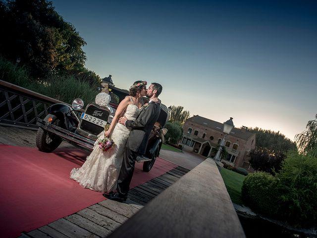 La boda de Marc y Iris en Bellvis, Lleida 29