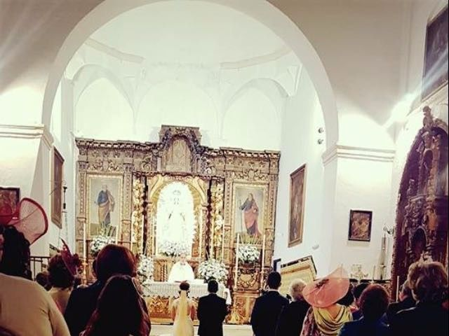 La boda de Rafael y Marta en Benacazon, Sevilla 2
