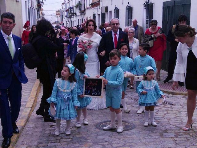 La boda de Rafael y Marta en Benacazon, Sevilla 6