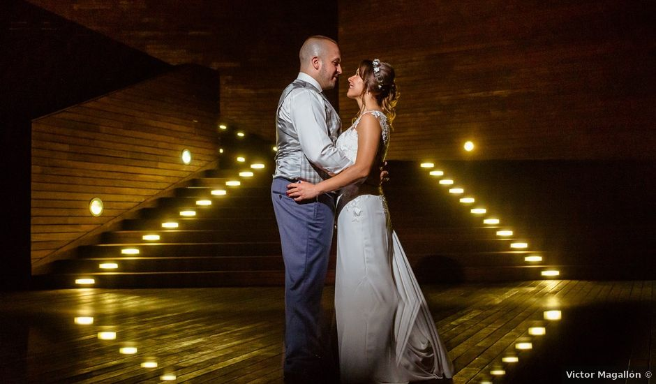 La boda de David y Pilar en Zaragoza, Zaragoza