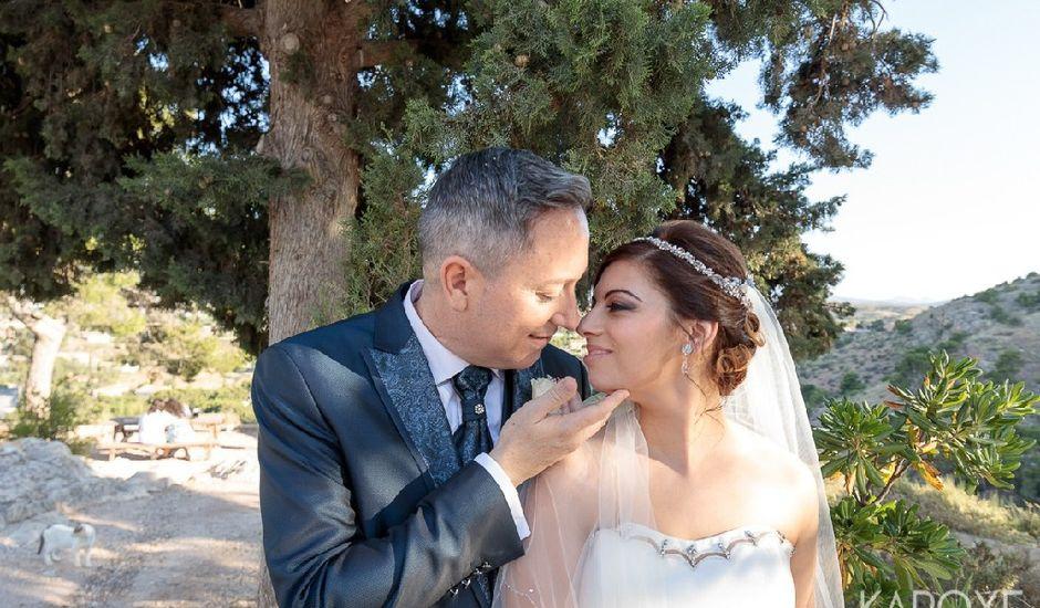 La boda de Martha y Lorenzo en Novelda, Alicante