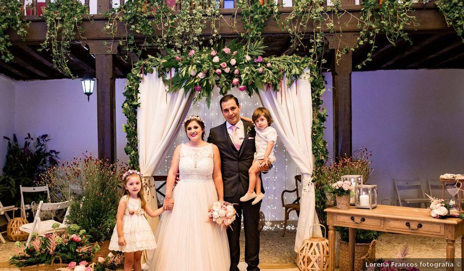 La boda de Alex y Silvia en Grado, Asturias