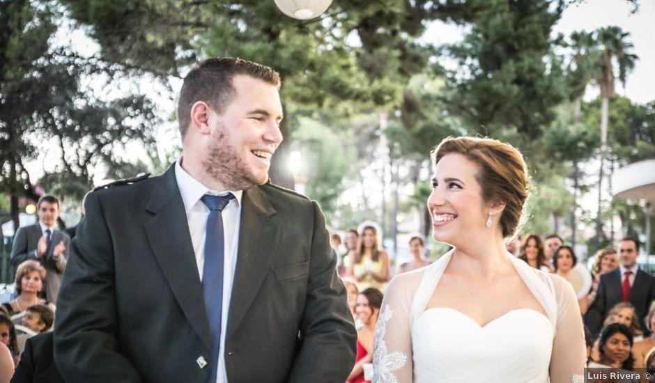 La boda de Elisa y Adam en Córdoba, Córdoba