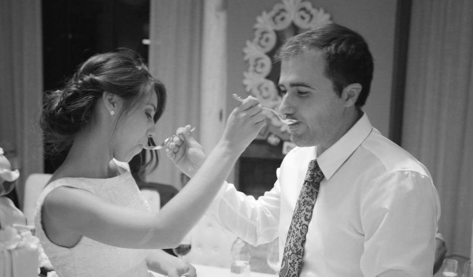 La boda de David y Julieta en Salar, Granada