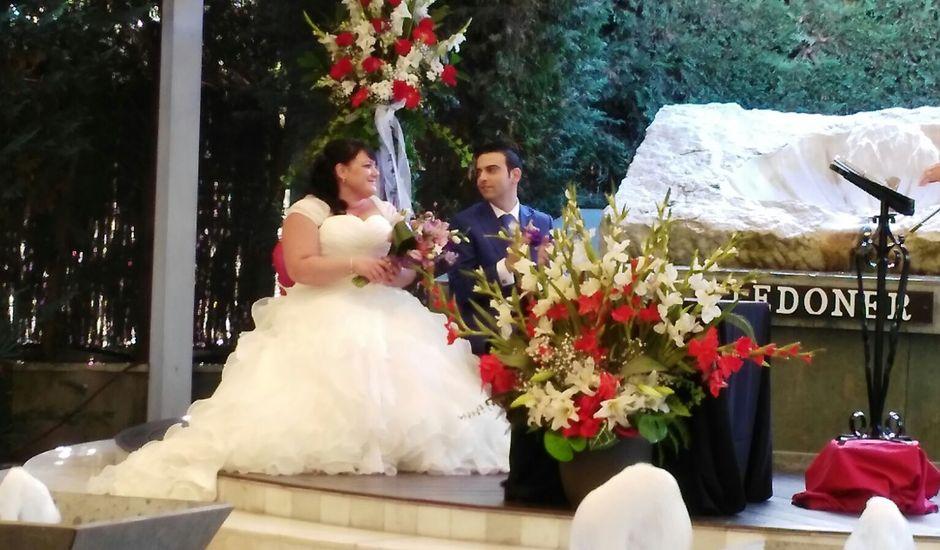 La boda de Jose Maria y Maria Jose en Vallirana, Barcelona