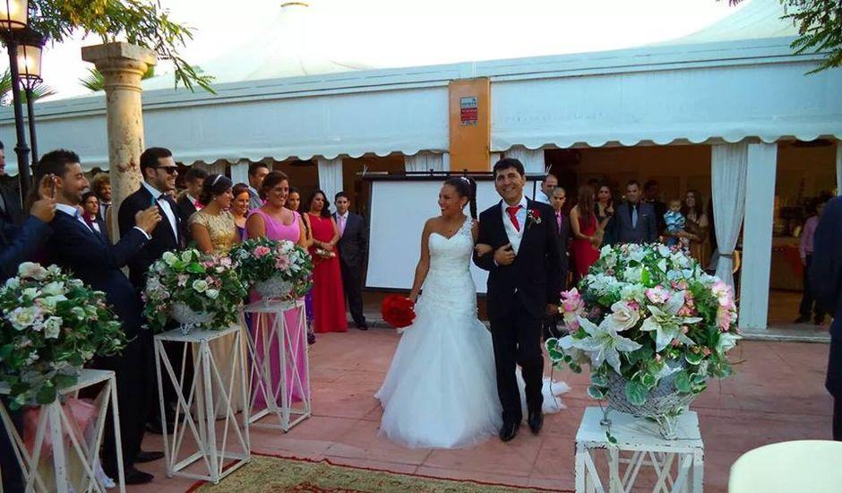 La boda de Juanjo y Alba en Espartinas, Sevilla