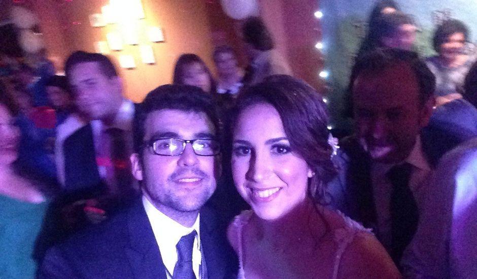 La boda de Rafael y Marta en Benacazon, Sevilla