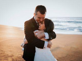 La boda de Sara y Asier