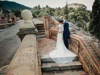 La boda de Manuel y Estefanía