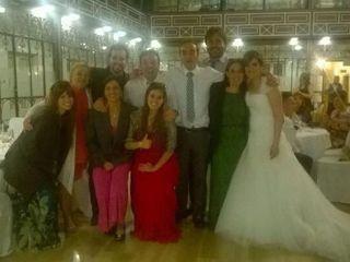 La boda de Eli y Isra 1