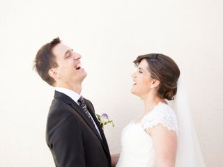 La boda de Eli y Isra