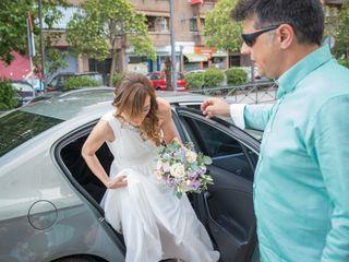 La boda de Nuria y Jose Mª 1