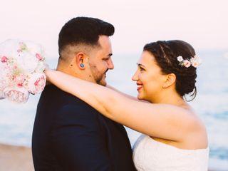 La boda de Laia y Ismael
