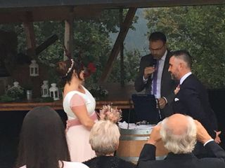 La boda de Cristina  y Gorka 1