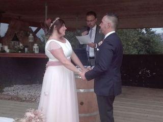 La boda de Cristina  y Gorka 3