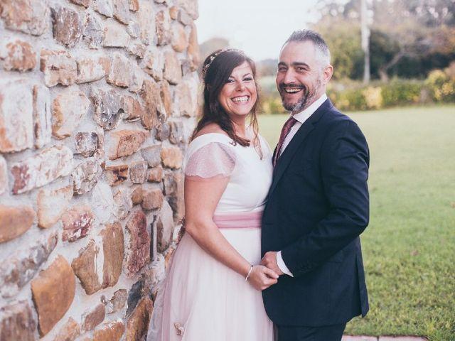La boda de Cristina  y Gorka