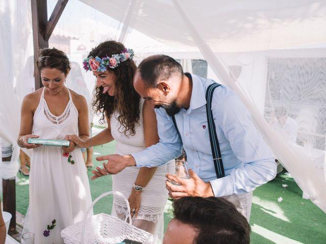La boda de Jesús y Ana en Chipiona, Cádiz 23