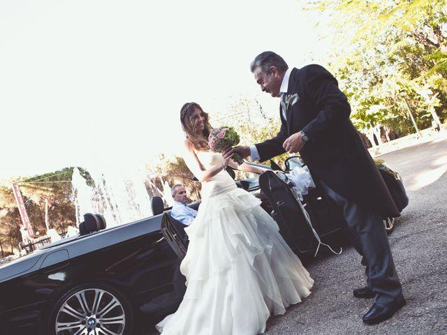 La boda de Raúl y Laura en Galapagar, Madrid 15