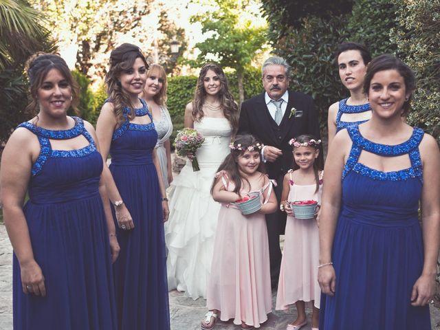 La boda de Raúl y Laura en Galapagar, Madrid 16