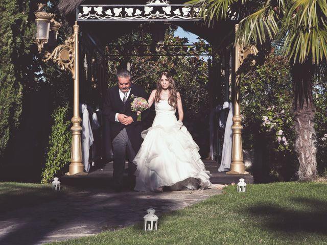La boda de Raúl y Laura en Galapagar, Madrid 18