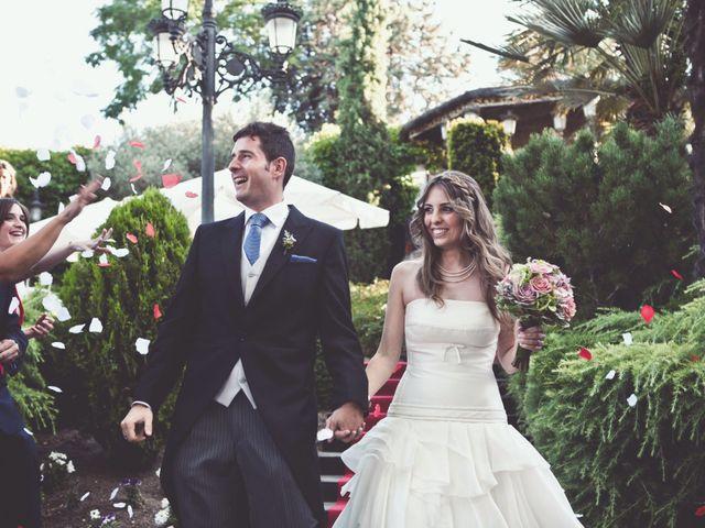 La boda de Raúl y Laura en Galapagar, Madrid 22