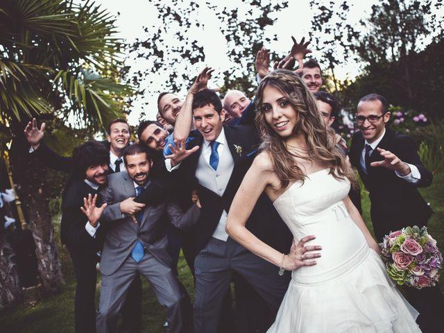 La boda de Raúl y Laura en Galapagar, Madrid 30