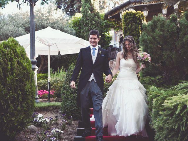 La boda de Raúl y Laura en Galapagar, Madrid 21