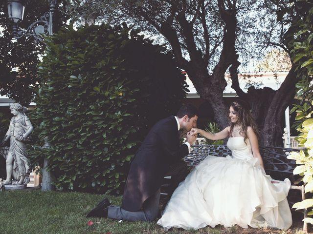 La boda de Raúl y Laura en Galapagar, Madrid 26