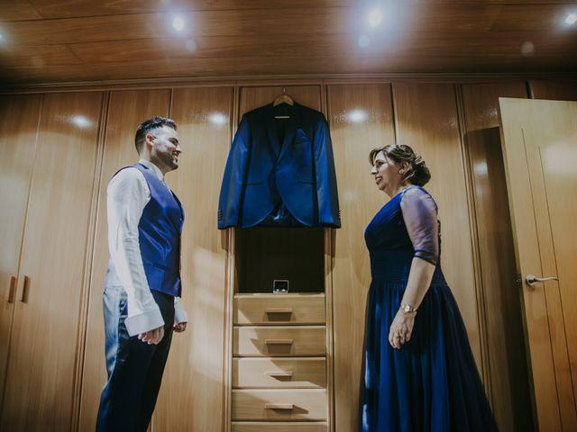 La boda de Pedro y Alicia en Subirats, Barcelona 14