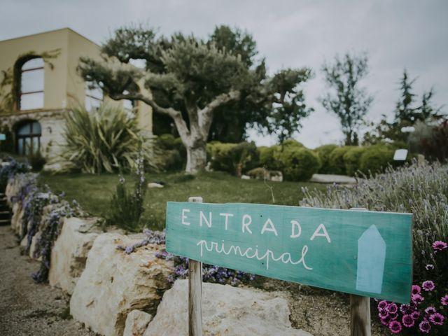 La boda de Pedro y Alicia en Subirats, Barcelona 42