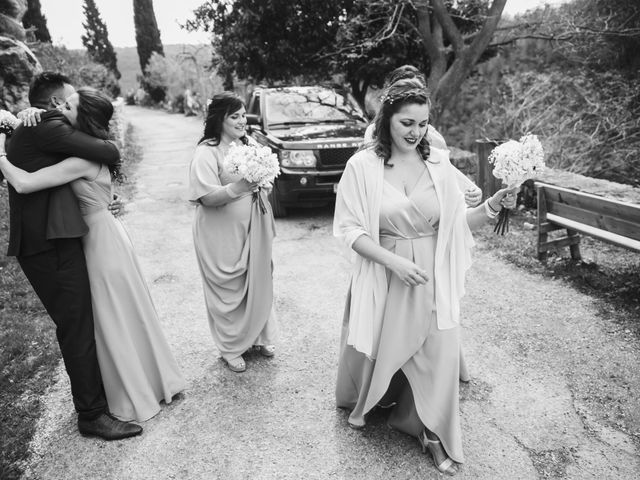 La boda de Pedro y Alicia en Subirats, Barcelona 89