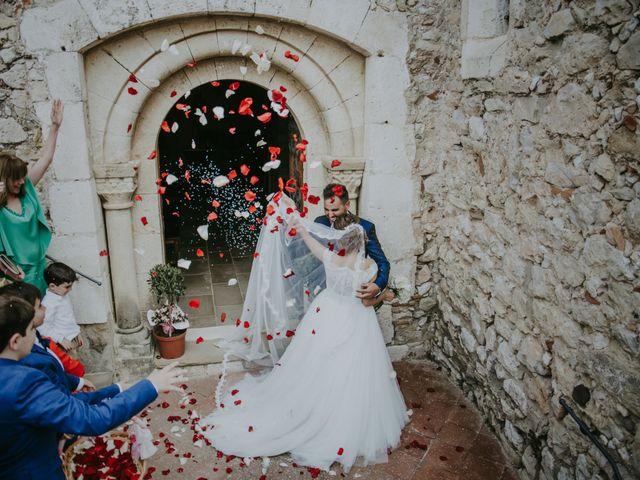 La boda de Pedro y Alicia en Subirats, Barcelona 106