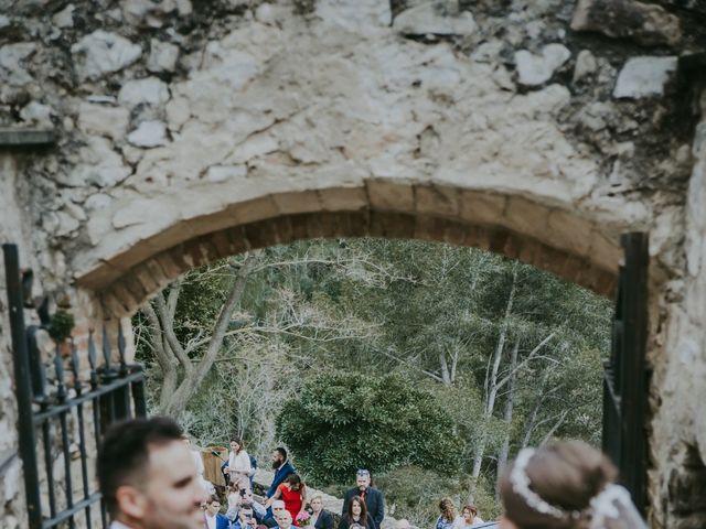 La boda de Pedro y Alicia en Subirats, Barcelona 108