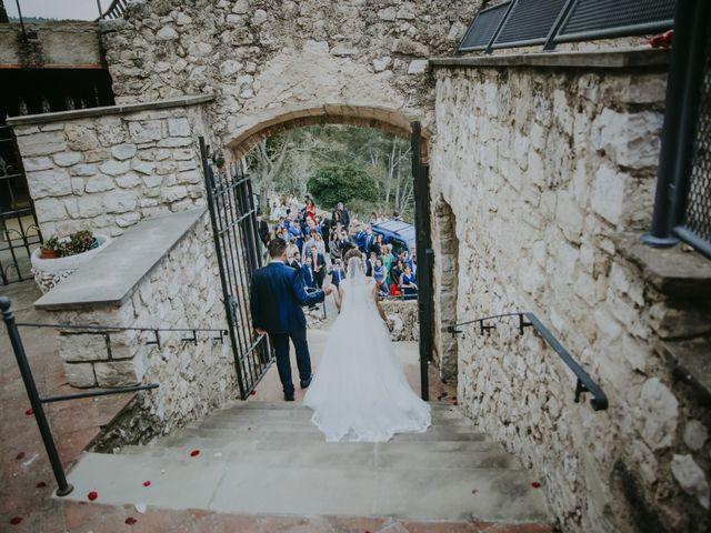 La boda de Pedro y Alicia en Subirats, Barcelona 110