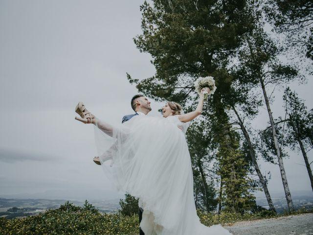 La boda de Pedro y Alicia en Subirats, Barcelona 119