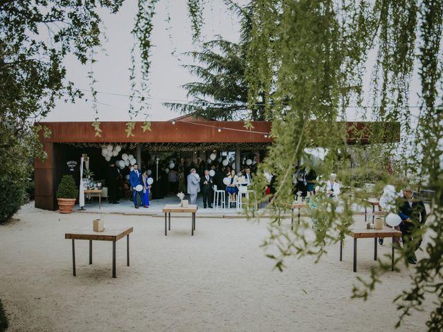 La boda de Pedro y Alicia en Subirats, Barcelona 125