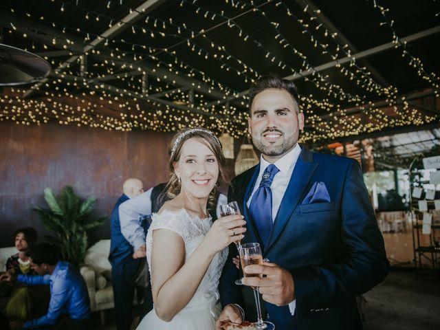 La boda de Pedro y Alicia en Subirats, Barcelona 140