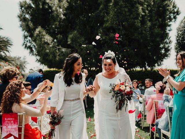 La boda de Paula y Pilar en Torrevieja, Alicante 28