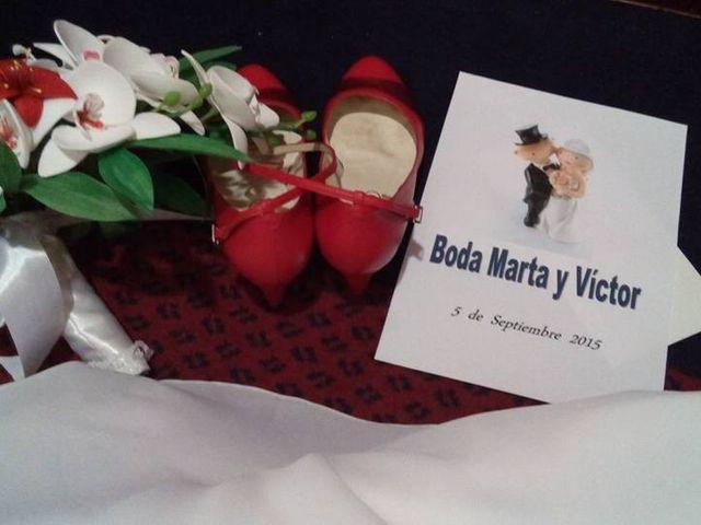 La boda de Víctor y Marta en Madrid, Madrid 9